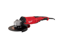 """Milwaukee Angle Grinder 230mm (9"""") 2200W with Rat-Tail Deadman switch"""
