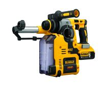 18V CORDLESS SDS-PLUS DUST EXTRACTOR