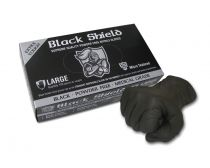 Maxisafe Black Shield Powder Free Nitrile Gloves XL (Box 100)