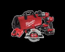 Milwaukee™ M18 FUEL™ 3 Piece Kit