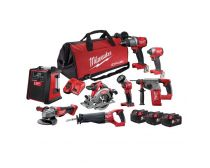 Milwaukee 18V Fuel Gen 2 8 piece 5.5Ah Power Pack