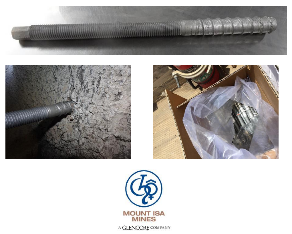 Solution Case Study: Glencore and Konnect Partner to Deliver Efficient Mechanical Anchor